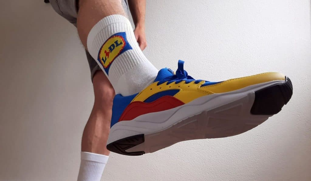 El loco fenómeno de las zapatillas que Lidl vende por 13€ y se revenden en internet por más de mil