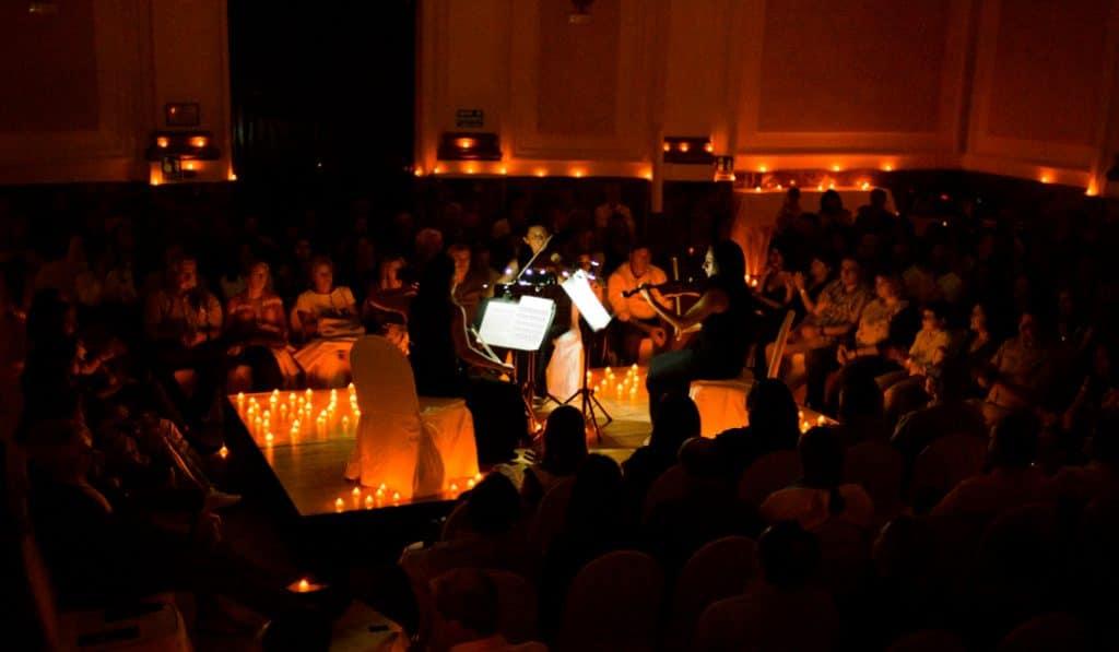 Candlelight Vivaldi: Las Cuatro Estaciones en el Convento de la Merced