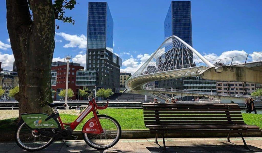 Bilbao, la ciudad con el ratio más alto de kilómetros de carril bici del país