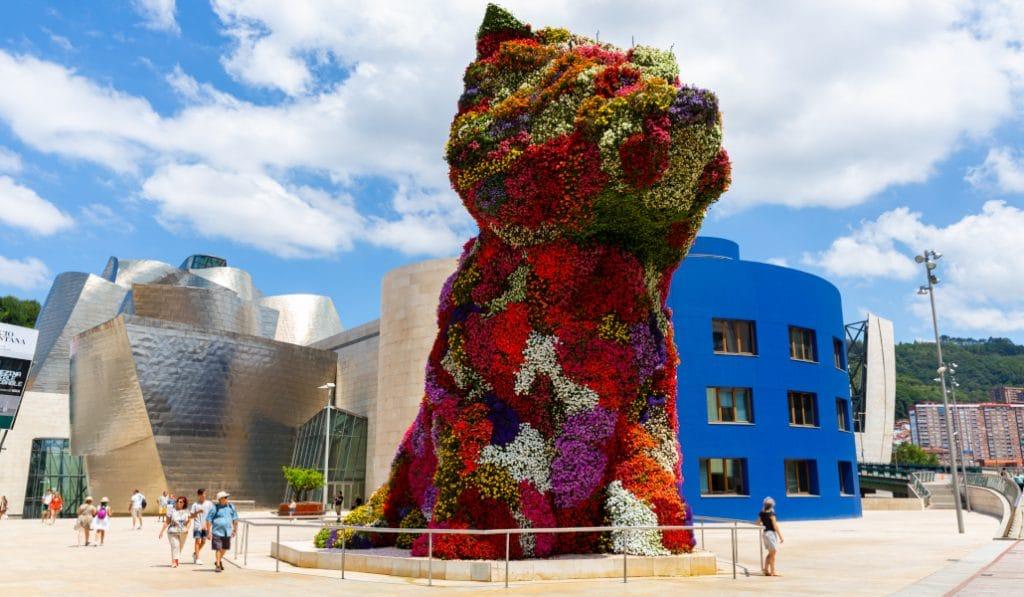 El turismo baja en Bilbao un 60% durante el mes de julio