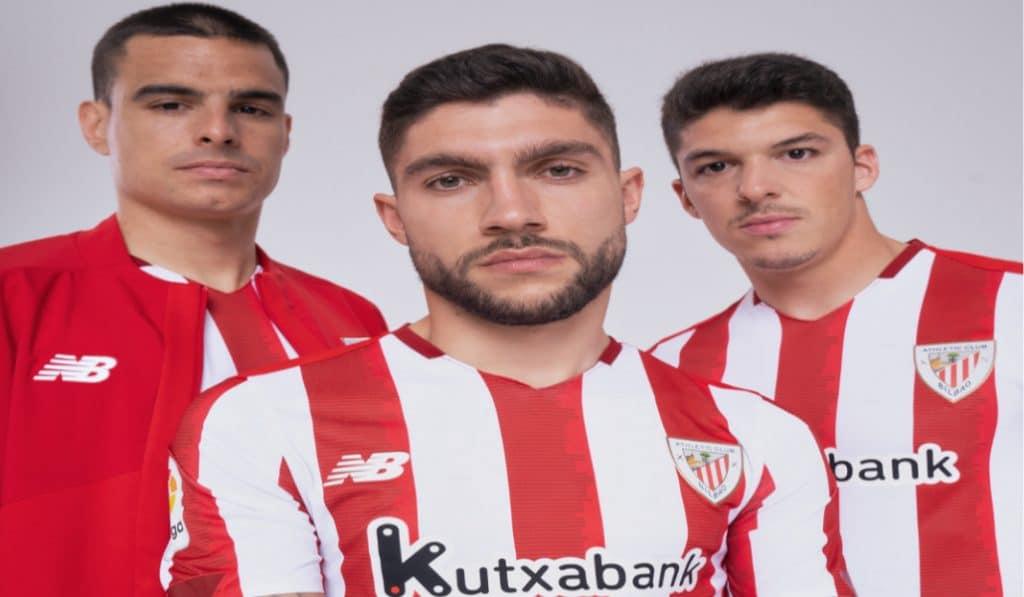 Así es la primera equipación del Athletic para la temporada 2020-21