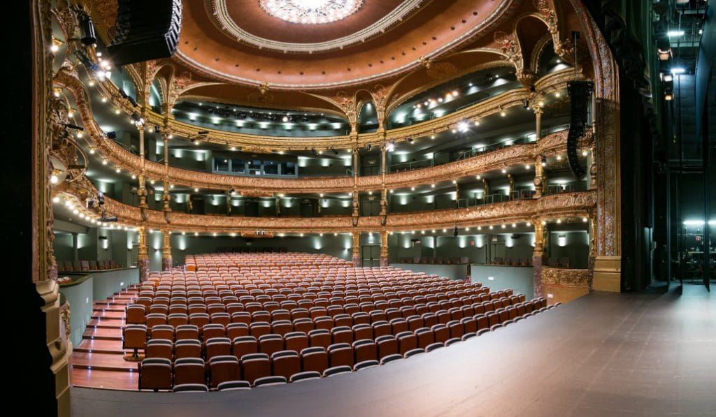 El Teatro Campos Elíseos vuelve a abrir sus puertas con el monologuista Goyo Jiménez