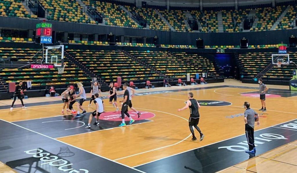Bilbao Basket y Baskonia jugarán el primer partido con público entre equipos de la Liga Endesa