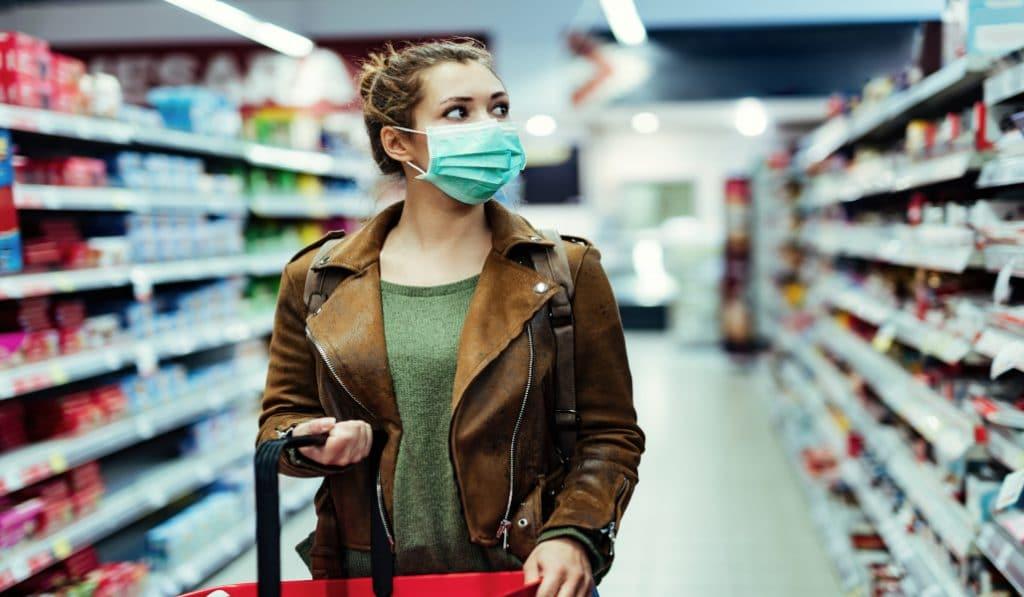 Estas son las mejores mascarillas de venta en supermercados según la OCU