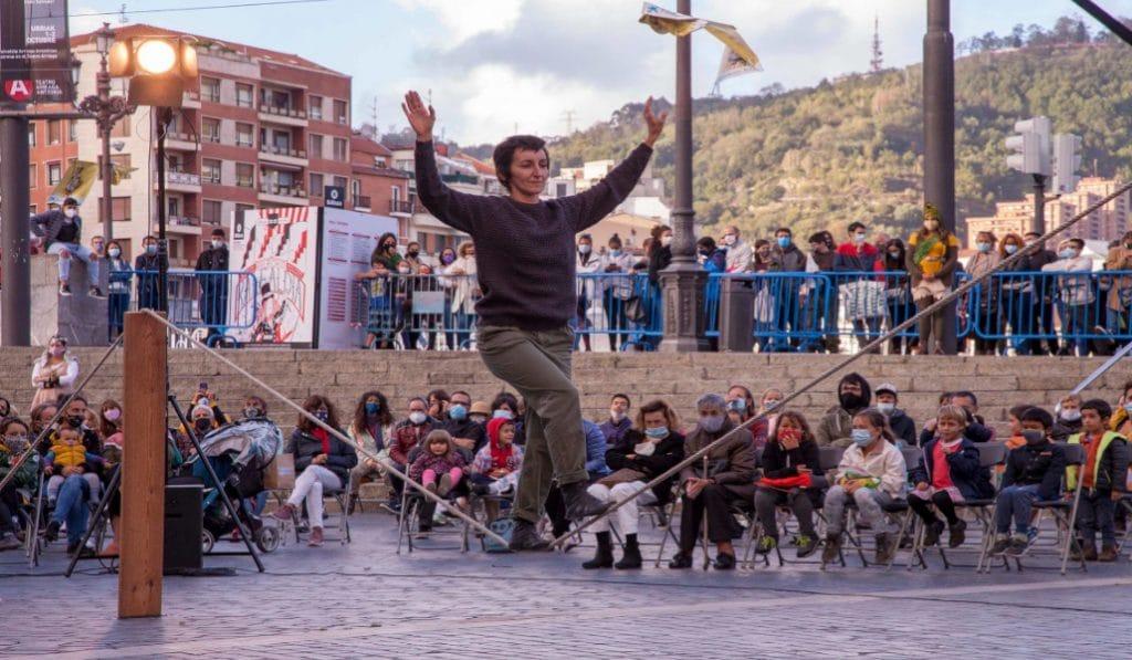 BilbaoUdazkena2020: las calles de la Villa se visten de cultura durante otoño