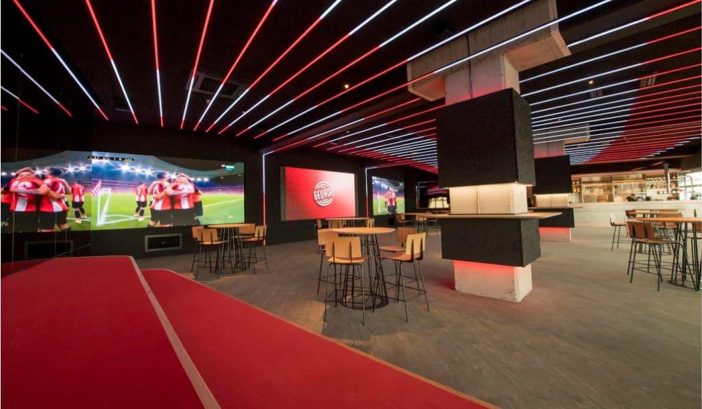 Geuria!, el nuevo espacio de San Mamés para la afición del Athletic