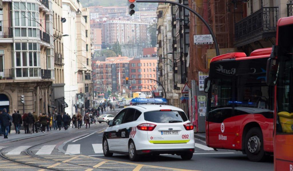 Estas son las multas que tendrás si superas los 30km/h en Bilbao