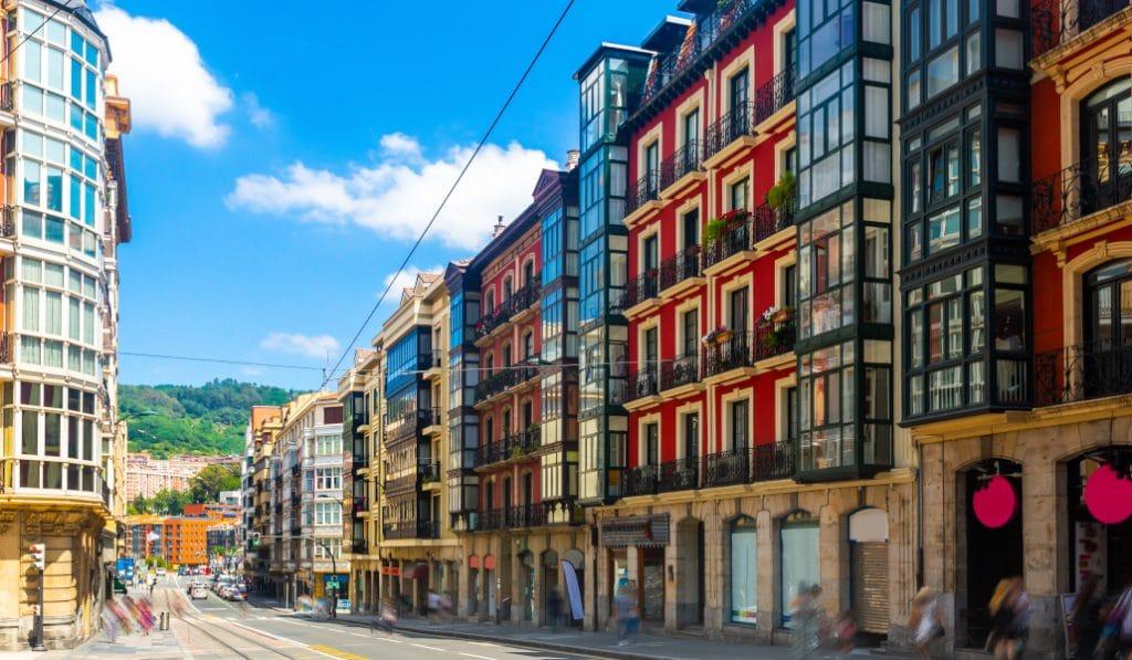 El rodaje de una película traerá cortes de tráfico en Bilbao