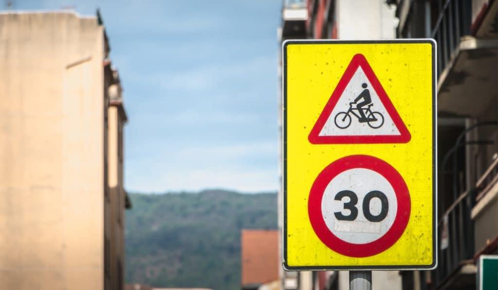 Bilbao se convierte desde hoy en una ciudad limitada a 30km/h