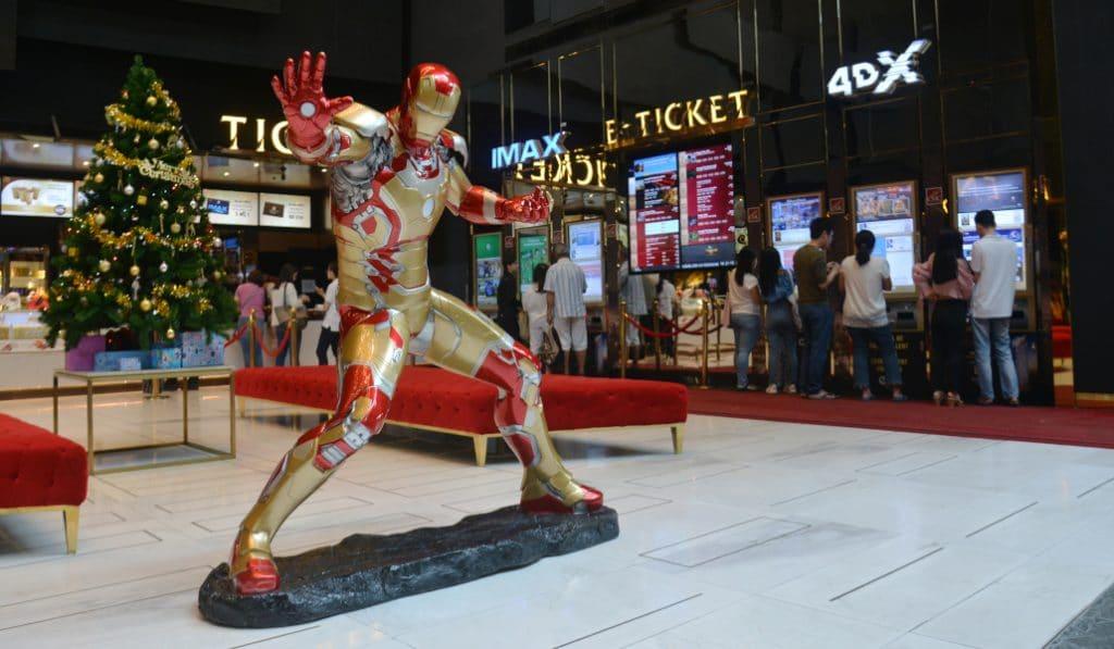 Artea acoge una exposición con figuras de Marvel a tamaño real
