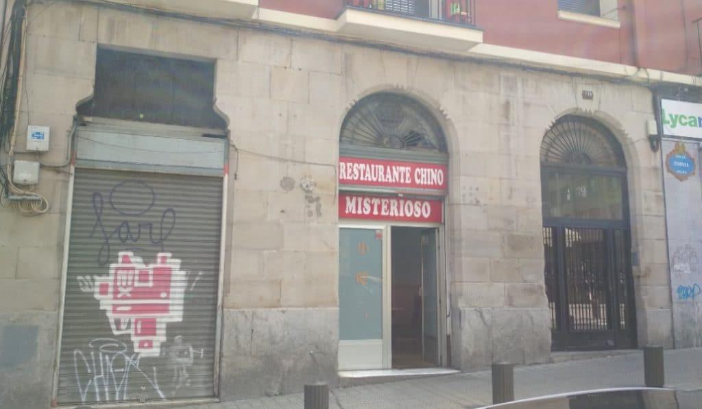 El Chino Misterioso: un secreto a voces en Bilbao
