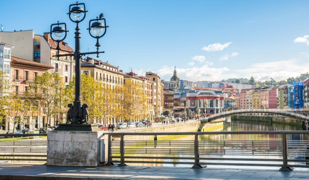 Ruta por los puentes de Bilbao