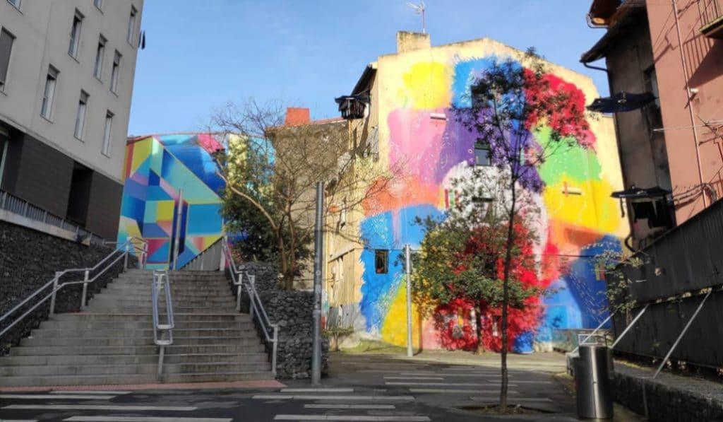 BLV-ART, el programa artístico que se vive en Bilbao La Vieja