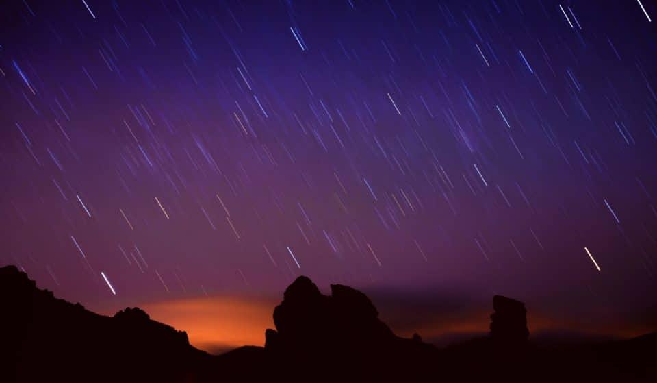 Ya están aquí las Dracónidas: una de las lluvias de meteoros más caóticas del año