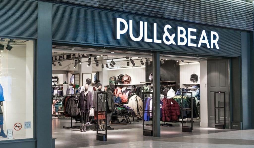 Una macrotienda de Pull&Bear abrirá en la Gran Vía