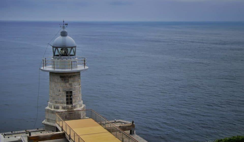 Faro de Santa Catalina: el único visitable de todo Euskadi