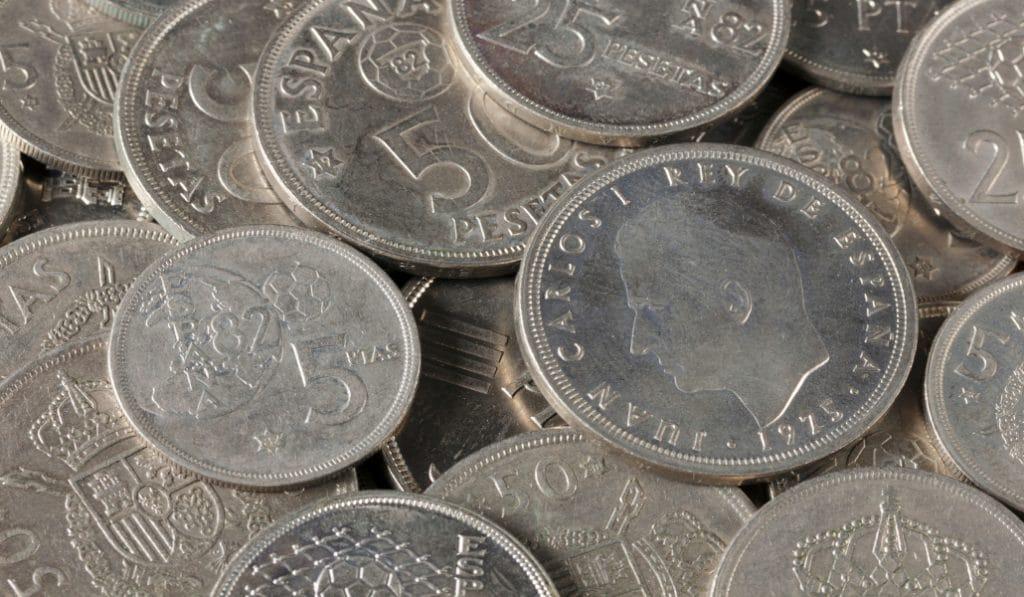 Los vascos aún tenemos pesetas sin cambiar por valor de 98 millones de euros