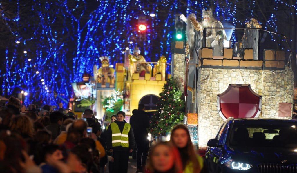 Las celebraciones navideñas de Bilbao en el aire debido a la pandemia