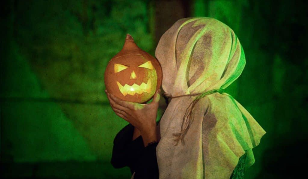 Gau beltza: el origen del Halloween vasco