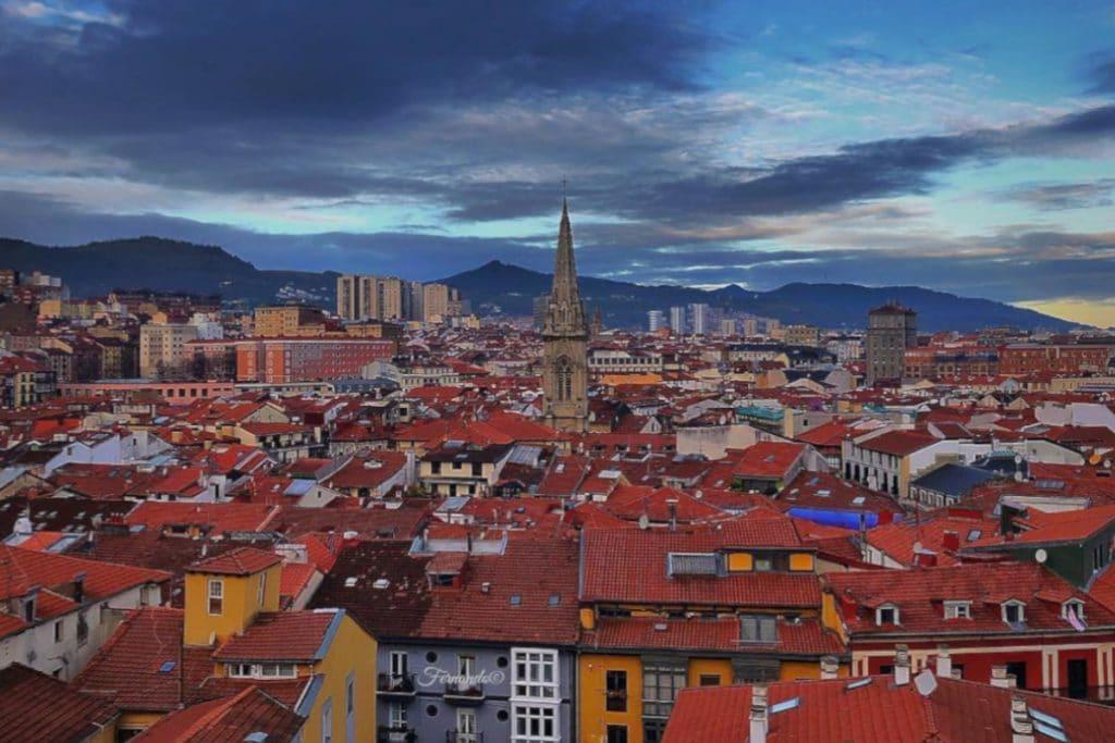 Los mejores miradores para disfrutar de Bilbao desde las alturas