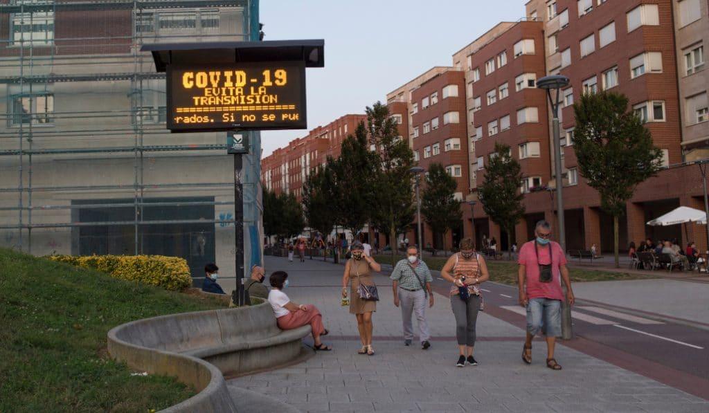 Estas son las nuevas medidas que entran en vigor hoy mismo en Euskadi
