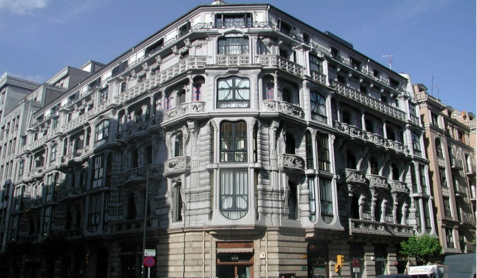 Casa Montero: reflejo del modernismo bilbaíno
