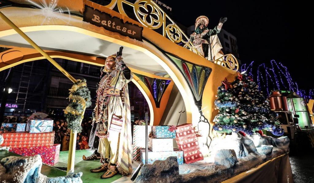 Olentzero, Mari Domingi y los Reyes Magos se vivirán en forma de musical