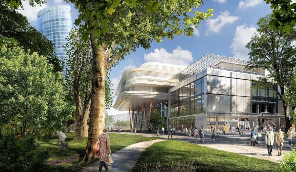 Así será el renovado Museo de Bellas Artes diseñado por Norman Foster
