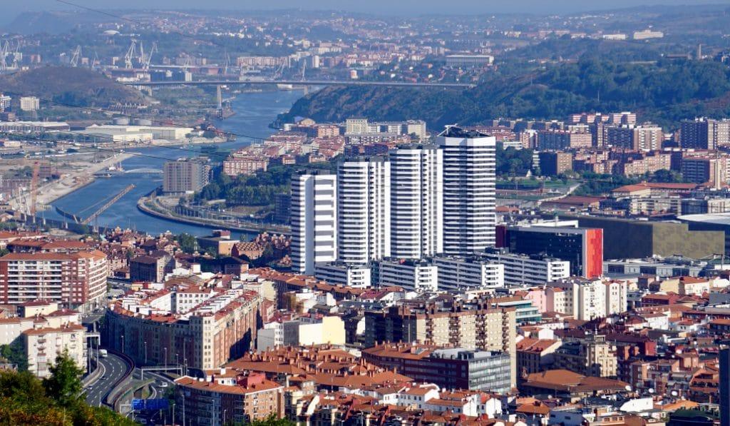 Bilbao es la capital de provincia en la que más ha subido el precio de la vivienda en 2020