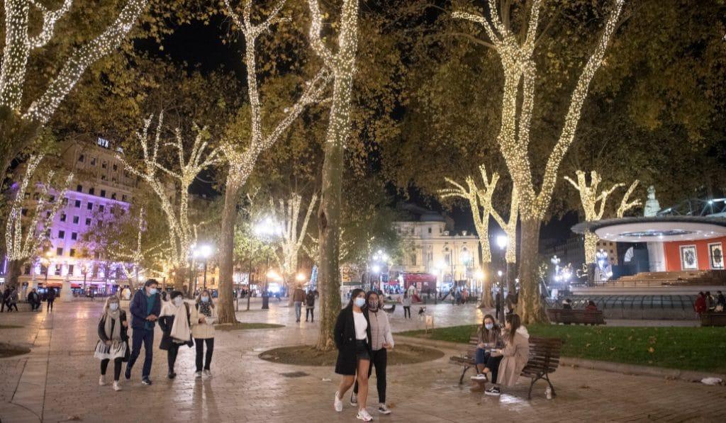 Este es el justificante que necesitarás para salir de Euskadi en Navidad
