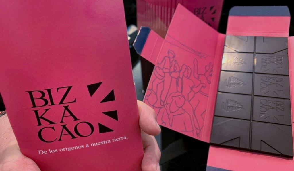 Bizkaia tiene su propio chocolate, y se llama Bizkacao