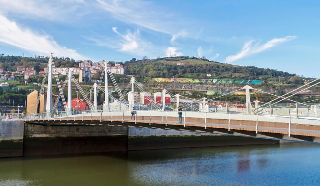 La isla de Zorrotzaurre será la primera zona de bajas emisiones de Bilbao