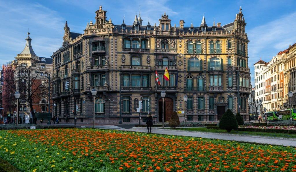 Palacio Chávarri: historia viva de la arquitectura bilbaína del siglo XIX