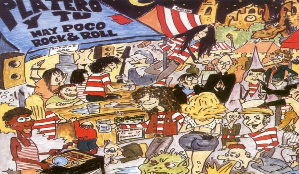 Publican un EP de «Platero y Tú» 21 años después de su último disco