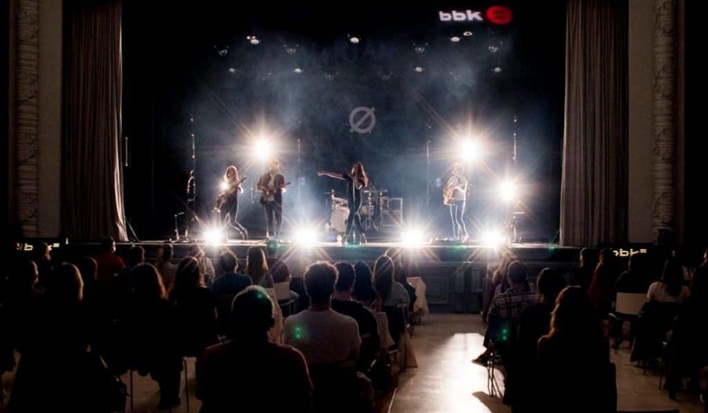 Mikel Erentxun abrirá un ciclo de conciertos en acústico de la Sala BBK