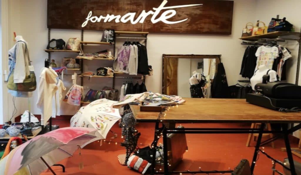 Nahiarte: la tienda en la que los artistas son personas con discapacidad intelectual