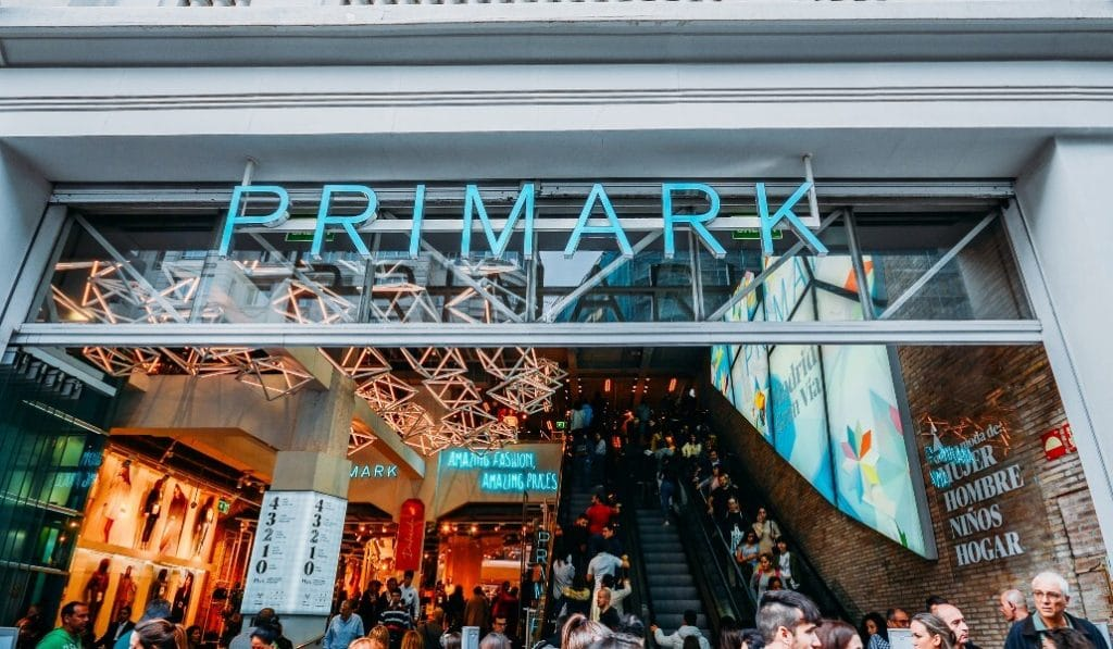 Primark abrirá una tienda gigante en el centro de Bilbao