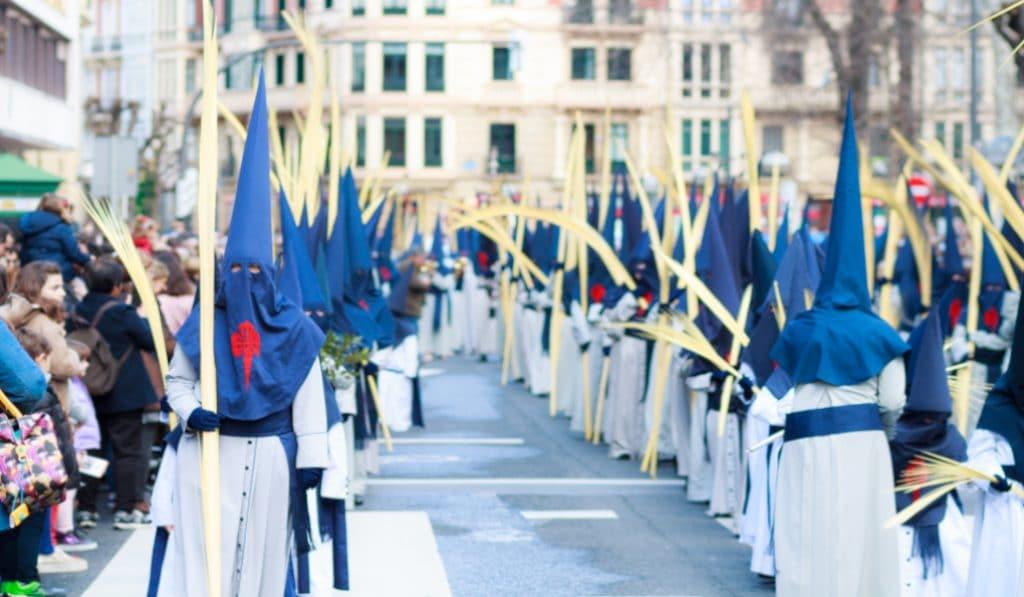 Bizkaia no tendrá procesiones de Semana Santa este año