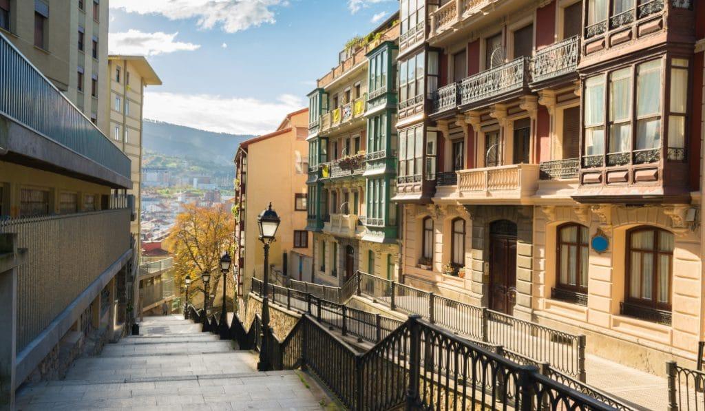 Estos son los mejores barrios para vivir en Bilbao