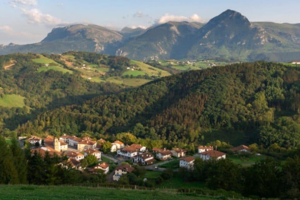 Los pueblos de Euskadi en los que no hay coronavirus
