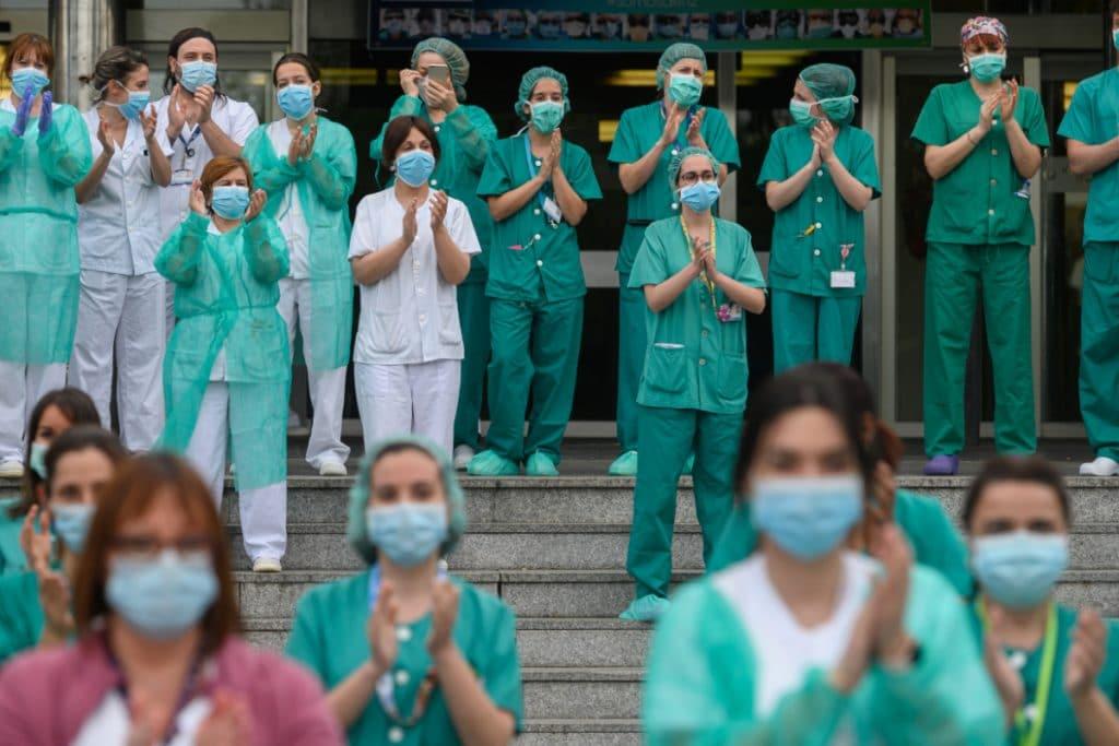 Bilbao tendrá una calle dedicada al personal sanitario