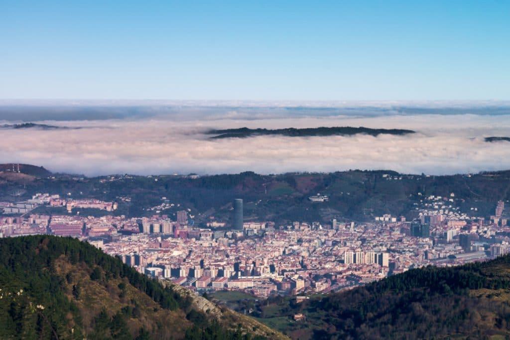 ¿A qué montes puedo ir desde Bilbao con las actuales restricciones?