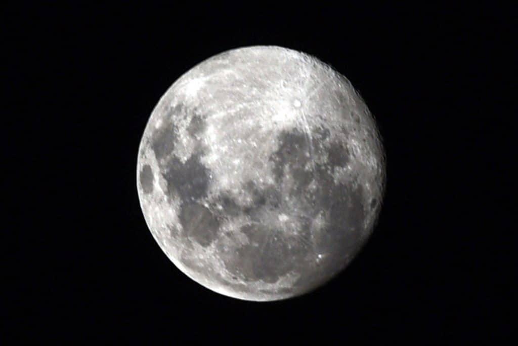 La Luna de Nieve despedirá a febrero