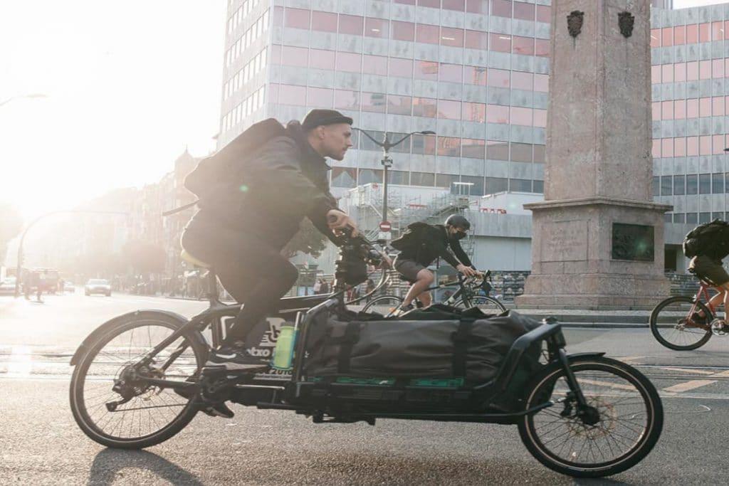 Botxo Riders: la alternativa responsable y justa al delivery