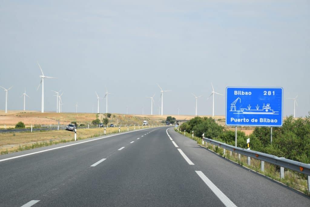 La AP-68 que une Bilbao con Zaragoza es la cuarta autopista más cara de Europa