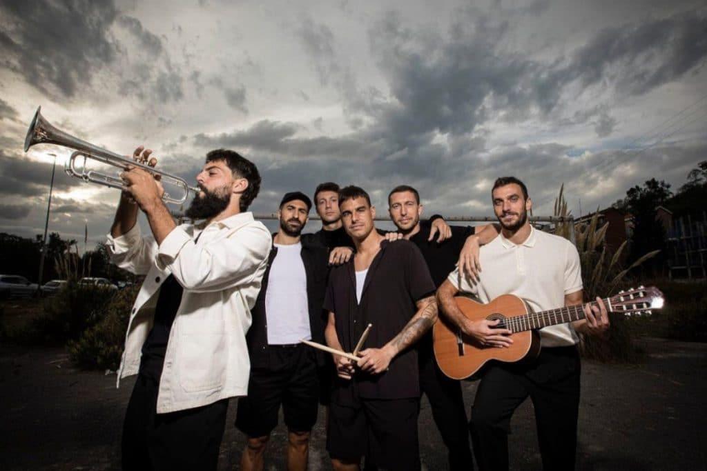 Orsai, el grupo creado por jugadores del Athletic, saca un disco con fines solidarios
