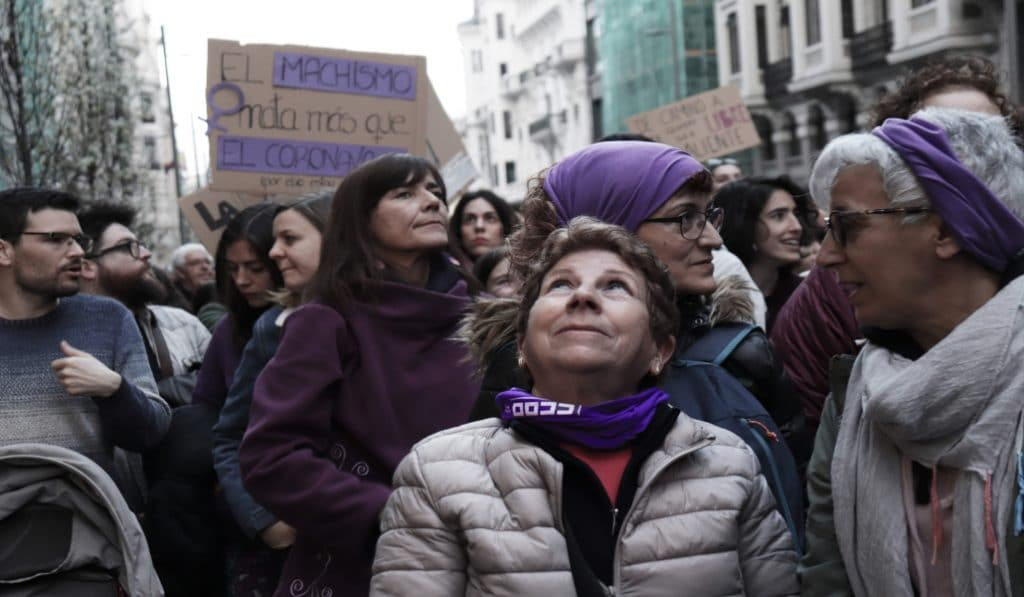 Así será el 8M en Bilbao: manifestaciones y horarios
