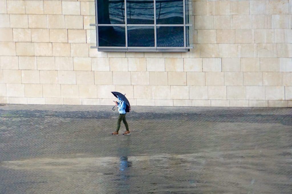 Una ola de frío llega a Euskadi para dar comienzo a la primavera