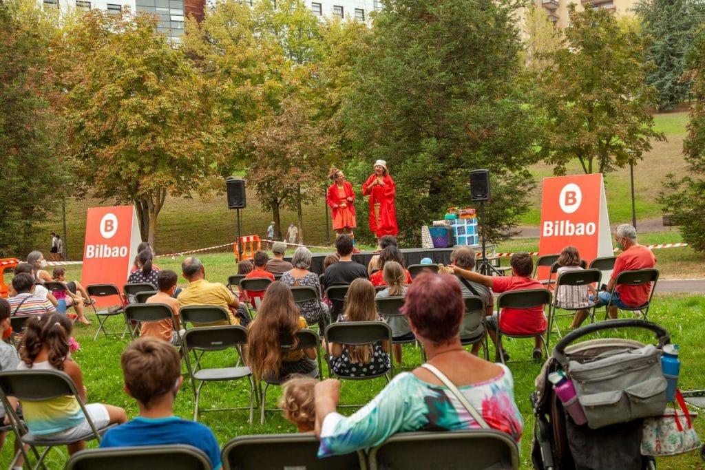 BilbaoUdaberria2021: vuelve la cultura y el ocio a las calles de la Villa