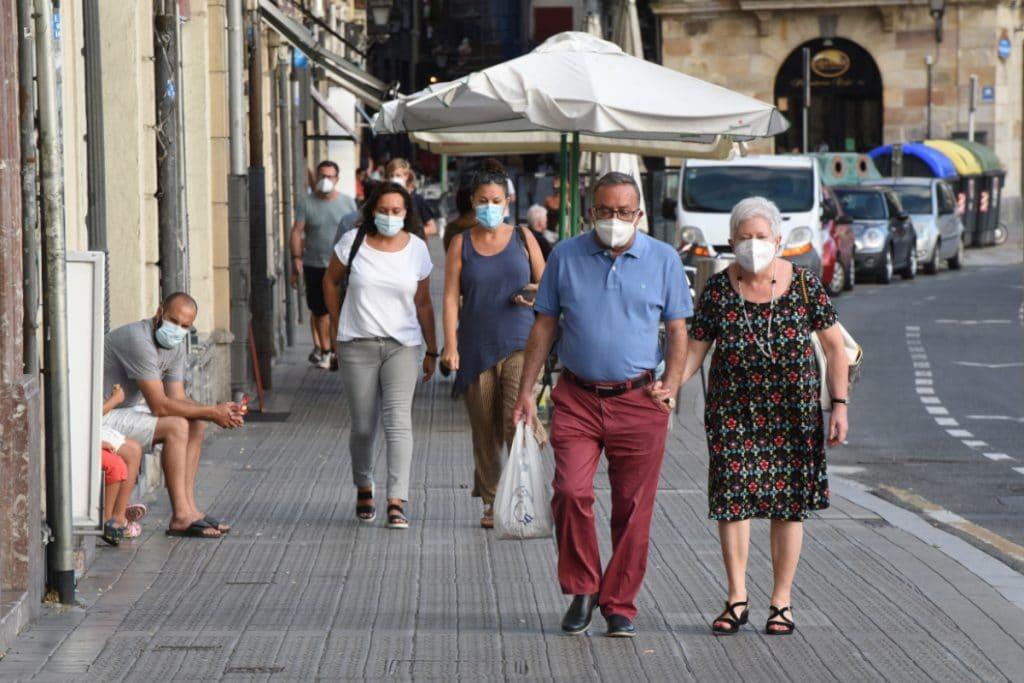 El 65% de la ciudadanía de Bilbao piensa que la vida no volverá a ser como antes del covid